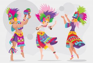 sinulog dance philippine festival