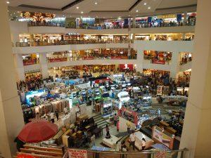 Major Malls in Metro Manila