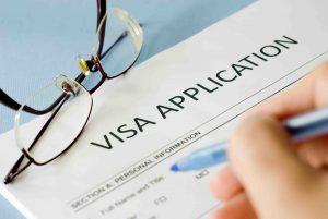 visa application overstaying