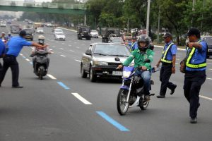 Penalties imposed to common Traffic Violations in the philippines