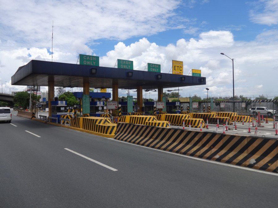 slex toll gates