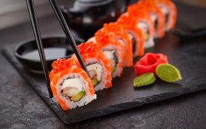 expat living sushi japanese