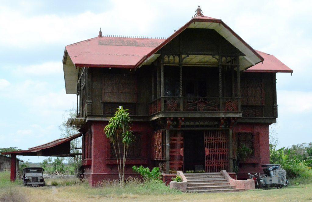 Bahay na Pula (Red House)