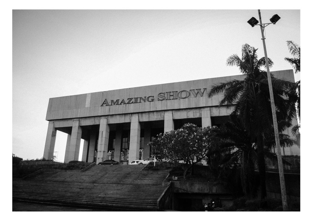 Manila Film Center Philippines