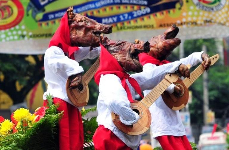 Parada ng Lechon Batangas