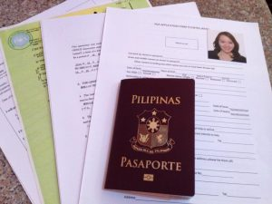working in the philippines