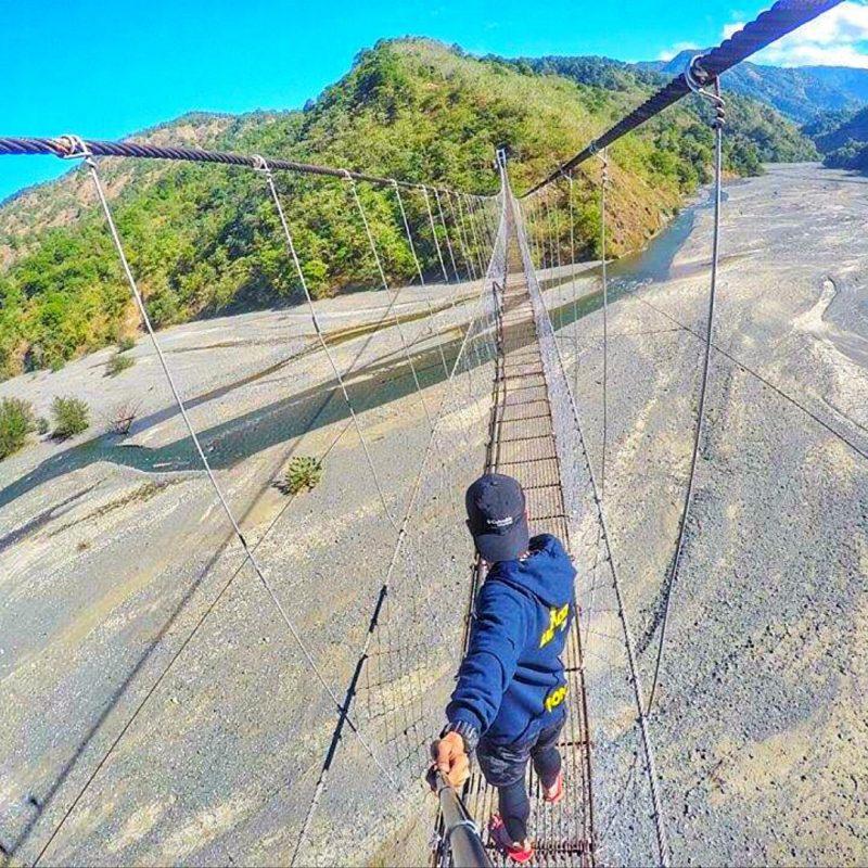 Ambuklao Hanging Bridge