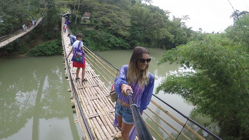 Tigbao Hanging Bridge
