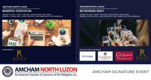AMCHAM_ North Luzon Members Orientation & Networking Night Aug 29 2018