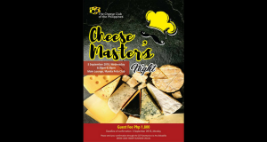 The Cheese Club of the Philippines Sept 5 2018 Event Banner