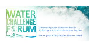 ECCP Water Challenge Forum 2018