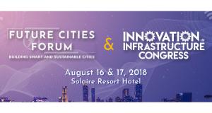 ECCP_ Future Cities Forum & Innovation in Infrastructure Congress
