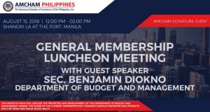 amcham general membership luncheon meeting august 15 2018