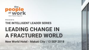 AMCHAM The Intelligent Leadership Series Leading Change in a Fractured World