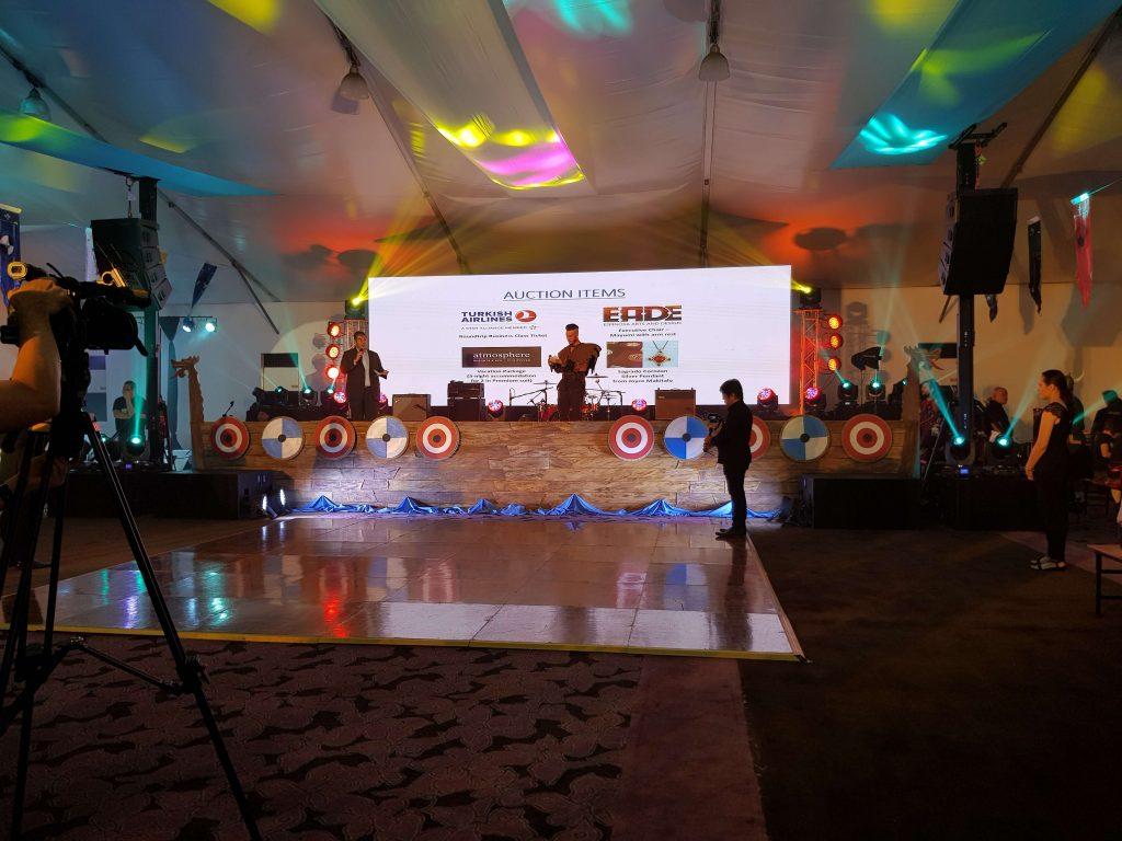 Crayfish Party 2018 at Sofitel Manila - Auction