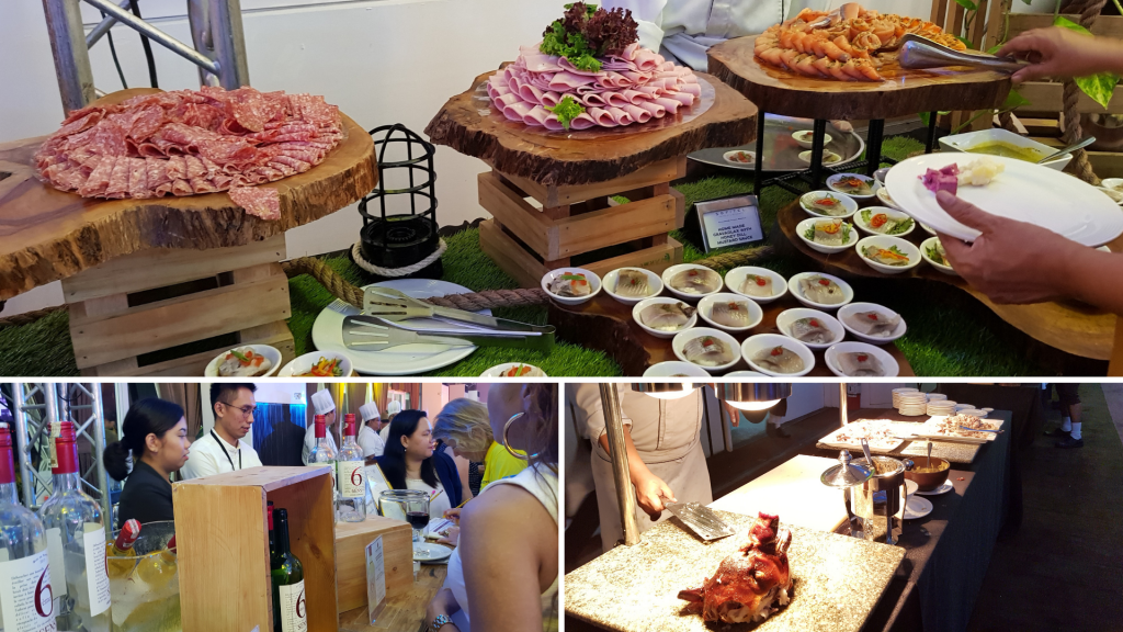 Crayfish Party 2018 at Sofitel Manila - Food 2