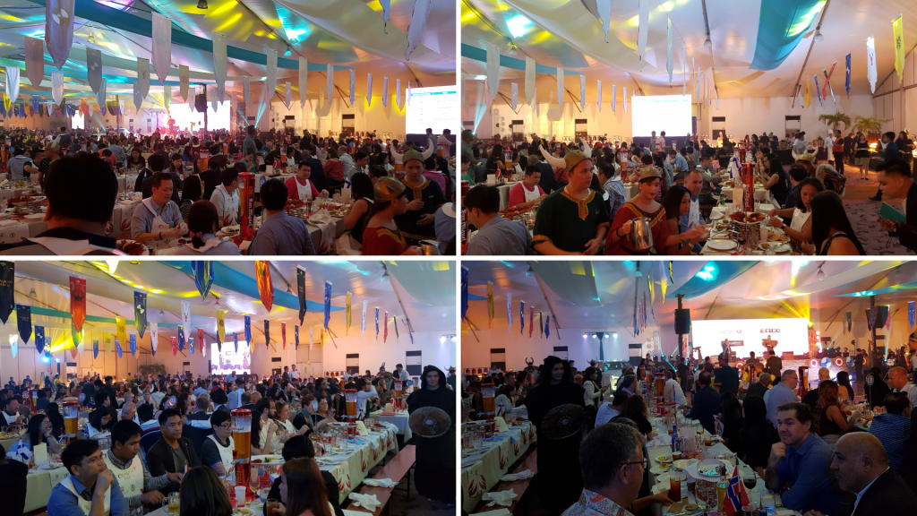 Crayfish Party 2018 at Sofitel Manila - Guests