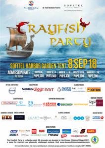 Crayfish Party September 2018