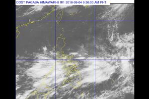 Pagasa tracking LPA that may develop into tropical cyclone_