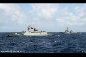U.S. to maintain presence in South China Sea amid exclusion threat_