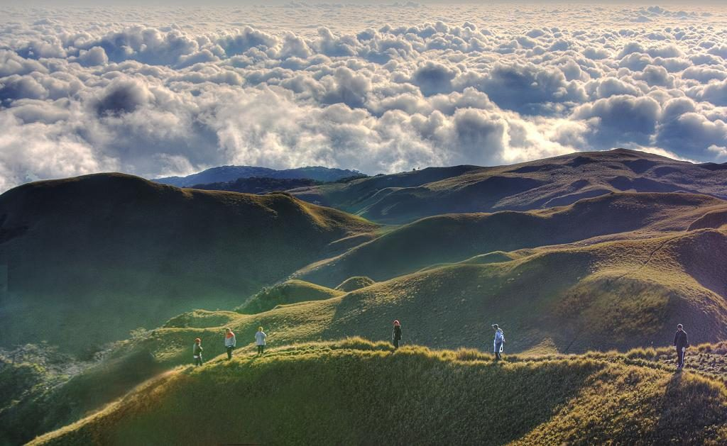 Mount Pulag National Park
