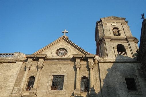 Philippine Baroque Churches - immaculate conception
