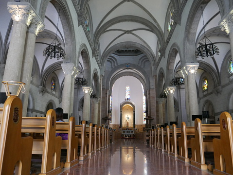 Churches Across the Philippines