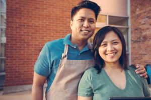 Filipina and Filipino Spouse